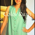 Color Rush Casual Wear Dresses 2013 for Women & Girls 001