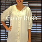 Color Rush Casual Wear Dresses 2013 for Women & Girls 002