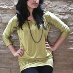 Color Rush Casual Wear Dresses 2013 for Women & Girls 007