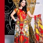 Dawood Gold Lawn Collection 2012 By Dawood Textiles (1)