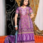 Dawood Gold Lawn Collection 2012 By Dawood Textiles (14)