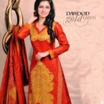 Dawood Gold Lawn Collection 2012 By Dawood Textiles (2)