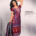 Dawood Gold Lawn Collection 2012 By Dawood Textiles (6)
