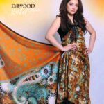 Lawn By Dawood Textiles Dawood 2013 Collection Gold