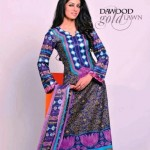 Dawood Gold Lawn Collection 2012 By Dawood Textiles (9)