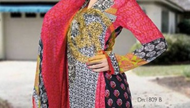 Dawood Hajiba De Chiffon Vol 2 Collection 2013 For Women 001