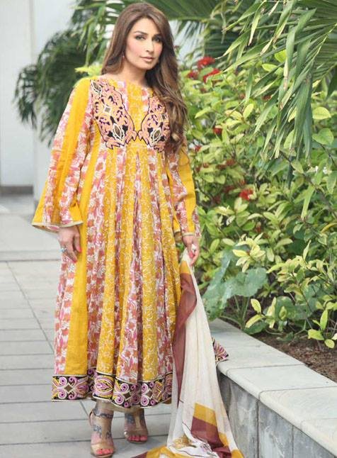 Deeba Premium Lawn Collection 2013 by Shariq Textiles For Women 004