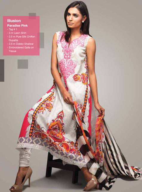 Deepak Perwani Collection 2013 For Women 001