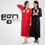 Ego Summer Fashion 2013 For Girls Long Shirts With Tights Collection (3)