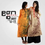 Ego Summer Fashion 2013 For Girls Long Shirts With Tights Collection (4)