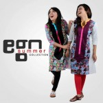 Ego Summer Fashion 2013 For Girls Long Shirts With Tights Collection (7)