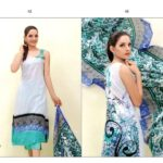 Latest Lawn Eid Festival Eiza Collection By UA Textile