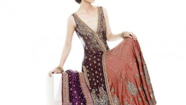 Elegant Formal Collection 2013 For Women by Sobia Nazir 001