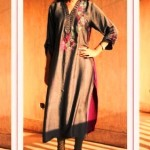 Engrave Latest Party Wear Collection 2013 For Women  (8)