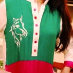 Engrave Latest Party Wear Collection 2013 For Women  (9)