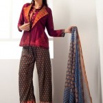 Feminine Limited Edition Collection 2013 by Shariq Textiles For Women 004