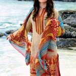 Gul Ahmed Bold & Bright Eid Collection 2013 For Women (1)
