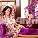 Gul Ahmed Single Lawn Collection 2013 For Eid Festival (1)