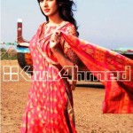 Gul Ahmed Single Lawn Collection 2013 For Eid Festival (11)