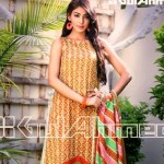 Gul Ahmed Single Lawn Collection 2013 For Eid Festival (2)