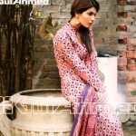 Gul Ahmed Single Lawn Collection 2013 For Eid Festival (3)
