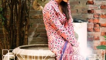 Collection Lawn Gul Ahmed Single 2013 For Eid Festival