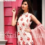 Gul Ahmed Single Lawn Collection 2013 For Eid Festival (4)