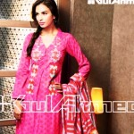 Gul Ahmed Single Lawn Collection 2013 For Eid Festival (5)