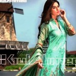 Gul Ahmed Single Lawn Collection 2013 For Eid Festival (7)