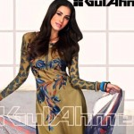 Gul Ahmed Single Lawn Collection 2013 For Eid Festival (9)