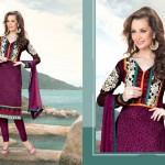 Gulposh Latest Pure Cotton Dress Collection For Women 2013 003