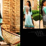 Hannah Lawn Embroidered Eid Collection 2013 By ZS Textile (1)