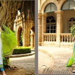 Hannah Lawn Embroidered Eid Collection 2013 By ZS Textile (11)