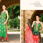 Hannah Lawn Embroidered Eid Collection 2013 By ZS Textile (12)