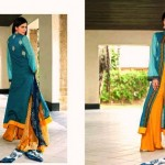 Hannah Lawn Embroidered Eid Collection 2013 By ZS Textile (4)