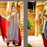 Hannah Lawn Embroidered Eid Collection 2013 By ZS Textile (5)
