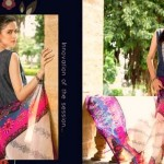 Hannah Lawn Embroidered Eid Collection 2013 By ZS Textile (7)