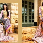 Hannah Lawn Embroidered Eid Collection 2013 By ZS Textile (8)