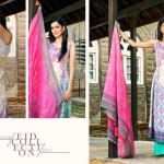 Hannah Lawn Embroidered Eid Collection 2013 By ZS Textile (9)