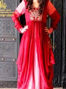Collection Summer Dresses Jannat Nazir 2013 For Women