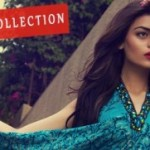 Javeria Zeeshan Women Wear Dresses Lawn Prints 2013 (2)