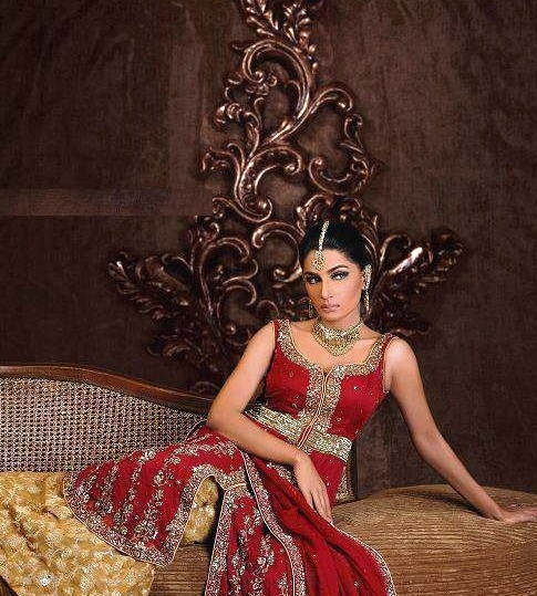 The Collection Bridal Elect Jawwad Ghayas 2013