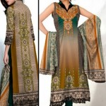 Kashish Lawn Prints Summer Collection 2013 Vol 3 By Al-Hamra Textile