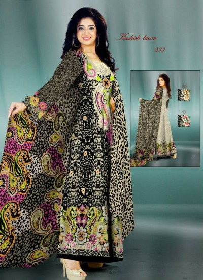 Kashish Lawn Prints Summer Collection 2013 Vol 3 By Al-Hamra Textile (8)
