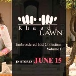 Khaadi Embroidered Eid Collection 2013 Volume 1 003