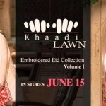 Khaadi Embroidered Eid Collection 2013 Volume 1 004