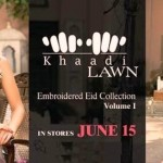 Khaadi Embroidered Eid Collection 2013 Volume 1 005