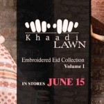Khaadi Embroidered Eid Collection 2013 Volume 1 006