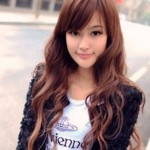 Korean Asian Hairstyles 2013 For Stylish Young Girls (6)