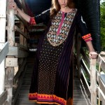 Lakhany Silk Mills Latest Kurti Collection 2013 For Women LSM Fabrics (5)